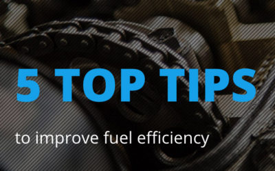 5 top tips on how to improve fuel efficiency